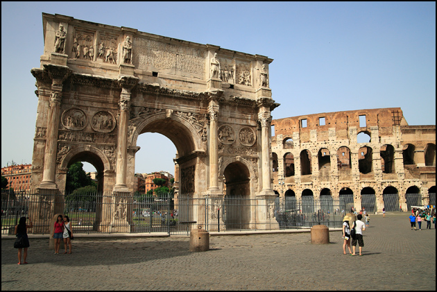 Arch-of-Constantine-&-Colos