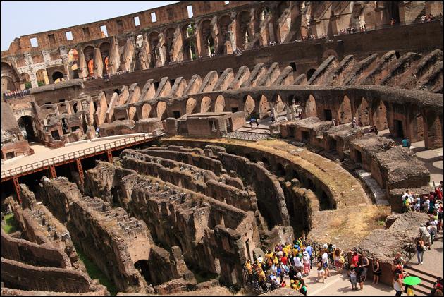 Colosseum-Centre