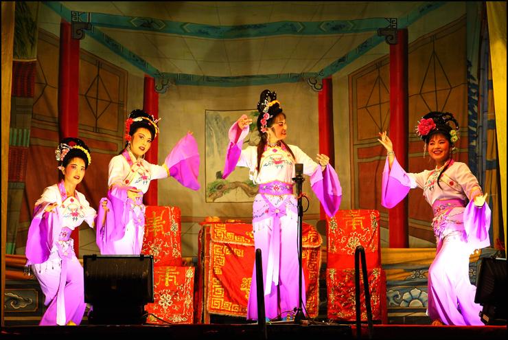 Chinese Stage Opera