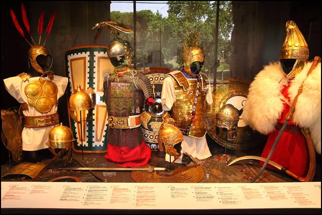 gladiator-armors