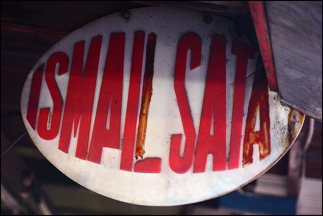 ismail-satay
