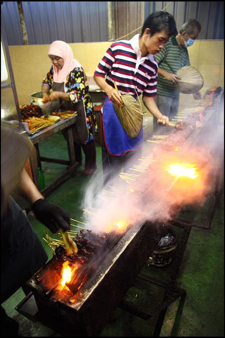 satay-grills