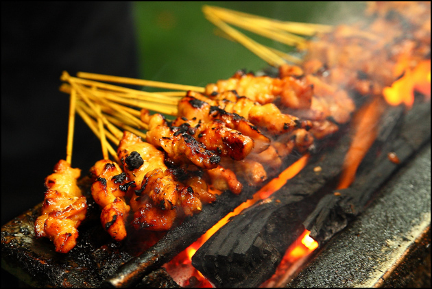sate-ayam