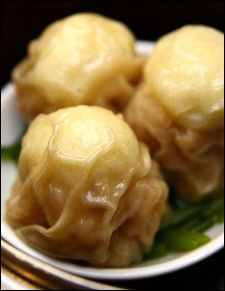 quill eggs siew mai