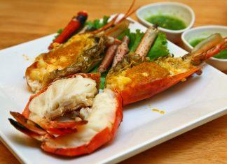 Laem Cha Reson seafood restaurant Bangkok