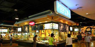 Pier 21 Food Court Terminal 21 Bangkok