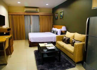 Viva Garden Residence Serviced Apartment Bangkok