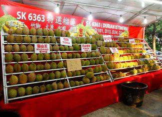 Kepong Durian Buffet D24