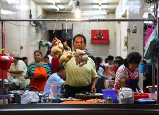 Cowan Street Ayam Tauge Ipoh