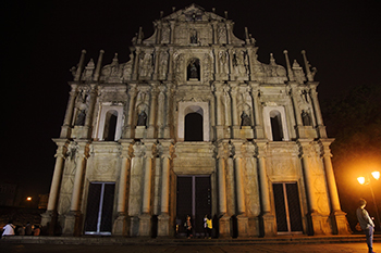 Macau-Ruins-of-St-Paul