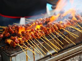 Willy Satay Kajang