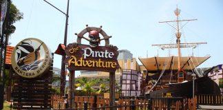 Melaka Alive Pirate Adventure Melaka