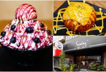 Hanbing Bangsar Korean Dessert Cafe