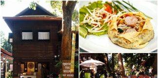 Chiang Mai Women Prison Massage Restaurant