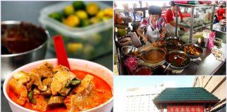 Curry Laksa Madras Lane Petaling Street KL