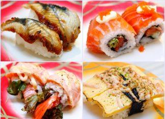 Sushi Mentai Cheap Sushi Restaurant KL