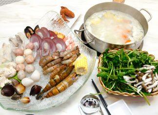 Gourmet Definition Steamboat Buffet