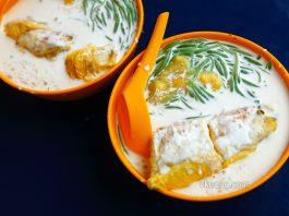 Cendol with Durian Shah Alam