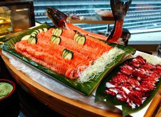 Latest Recipe Meridien Buffet Salmon Sashimi