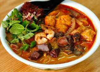 Jia Li Mian Penang Curry Mee Pandan Jaya