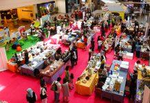 Maple Food Market July 2016