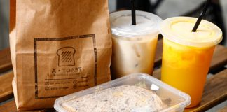 A Toast Breakfast & Juice Bar Pudu Sandwich Toasts