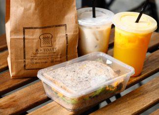 A Toast Breakfast & Juice Bar Pudu Sandwich Toasts
