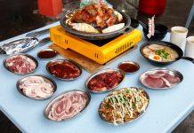 Akashi Japanese BBQ Puchong Food