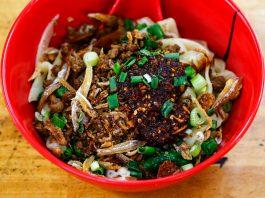 Bangsar Chun Heong Chili Pan Mee