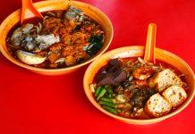 Lim Mee Yoke Penang Prawn Mee Curry Mee