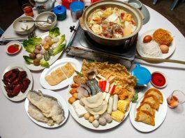 Popo Steamboat best steamboat restaurant in Kepong