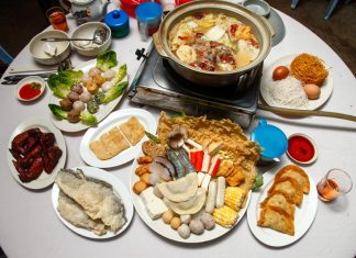 Popo Steamboat best steamboat restaurant in Kepong