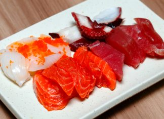 Saisaki Japanese Buffet UOA
