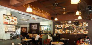 Seremban Station Hainan Coffee Equine Park