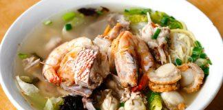 B & Best Teochew Seafood Noodles Kelana Jaya