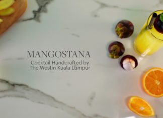 The Westin Kuala Lumpur - Crafted at Westin Cocktail