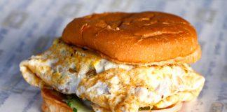 E Burger Taman Sri Sinar Roti John