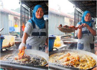 Ilham Nasi Kukus Ayam Goreng Rempah