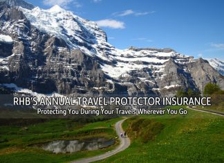 RHB Annual Travel Protector Insurance