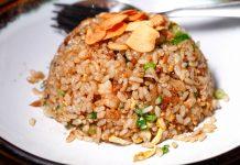 Taiko Japanese Cuisine Mont Kiara Fried Rice