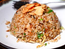 Taiko Japanese Cuisine Mont Kiara Fried Rice