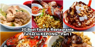 20 best food and restaurant in kepong