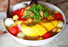 Fei Ma Mixed Fruits ABC Kampung Simee Ipoh
