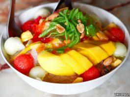 Fei Ma Mixed Fruits ABC Kampung Simee Ipoh