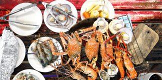 Mangkorn Seafood Mungkorn Seafood BBQ Buffet Bangkok