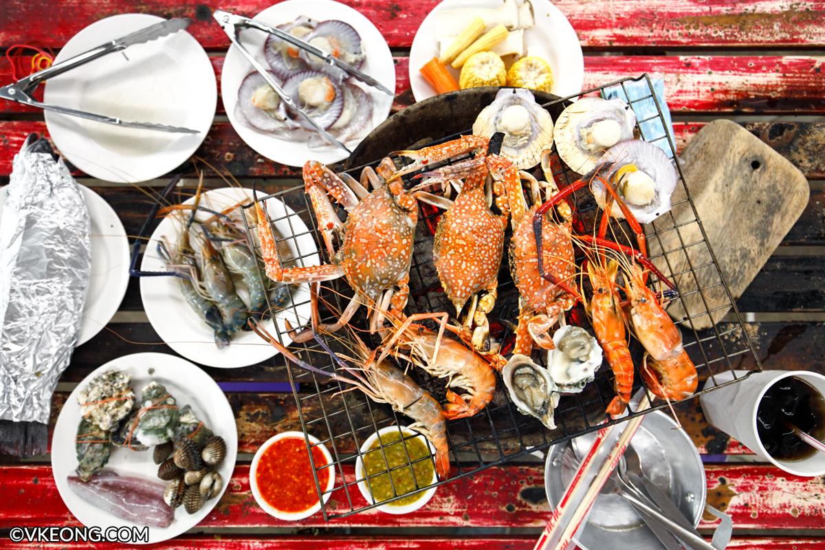 Halal Thai Food In Bangkok