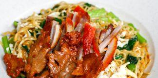 Ah Soon Kor Sabah Noodle Tuaran Mee PJ