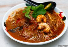 Nam Chau White Coffee Sunway Nexis Dry Curry Mee PJ
