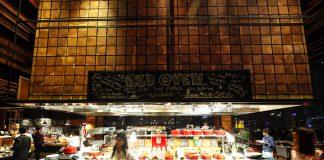 Red Oven Sofitel So Bangkok Buffet Seafood
