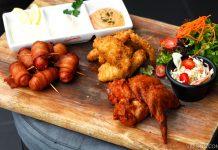 Rooftop Restaurant & Bar Ipoh Beer Food